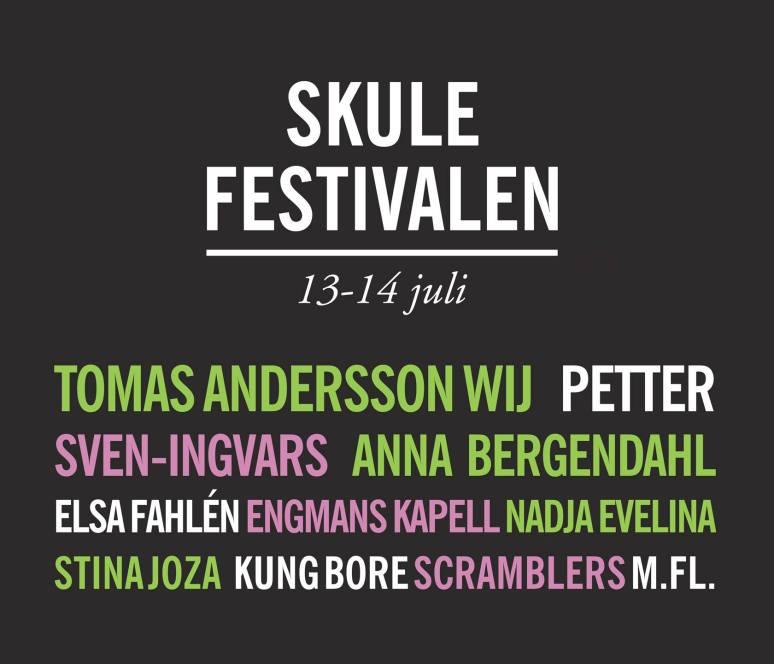 Skule artister 2018